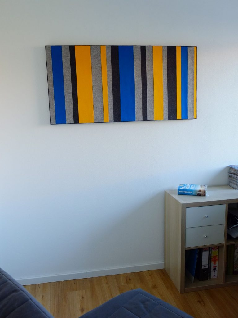 Akusticky panel kancelaria